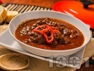 Рецепта Оригинален унгарски гулаш с говеждо или телешко месо
